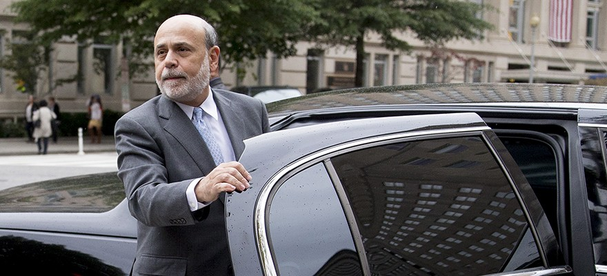 Bernanke AIG Testimony Ends Week Of Bailout Architects
